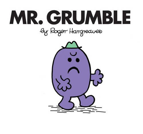 Mr. Grumble (Mr. Men Classic Library)