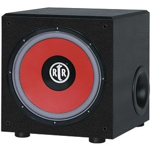 BIC RTR Series RTR-12S 12-Inch 200-Watt Front-Firing Subwoofer