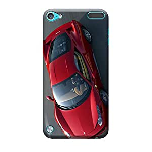 CaseLite Premium Printed Mobile Back Case Cover With Full protection For Apple iPod Touch 5 (Designer Case)