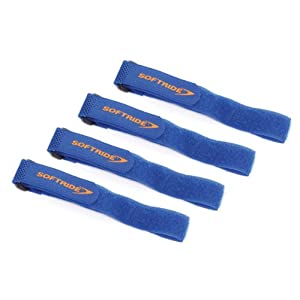 Softride 26260 Velcro Soft Wrap - Pack of 4