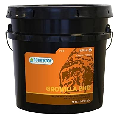 Botanicare Growilla Bud Organic Plant Food