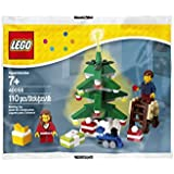 Lego 40058 Decorating the Tree Set 110 Pc. Holiday 2013