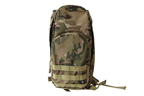 Compact Modular Hydration Backpack Outdoor Sports Hunting & Fishing Personal Defense (Realtree Camo Tank Top compare prices)