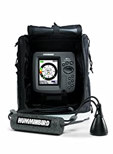 Humminbird Fishfinder Ice 385Ci Combo Color by Humminbird