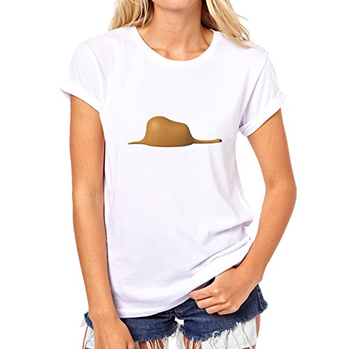 Detailes-Figure-Little-Prince-Mujer-T-Shirt