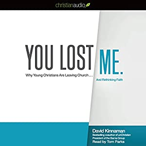 You Lost Me Audiobook