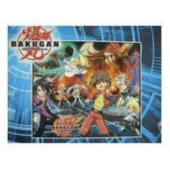 Bakugan Battle Brawlers 100 Piece Character Puzzle-Bakugan Puzzle Set