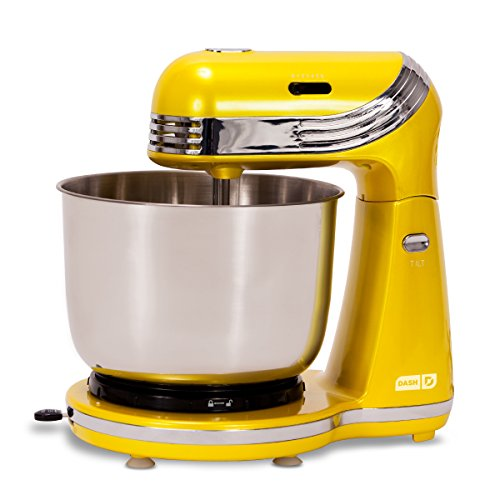 Kitchen Appliance Accessories: Dash Everyday Stand Mixer Home Garden Kitchen Dining