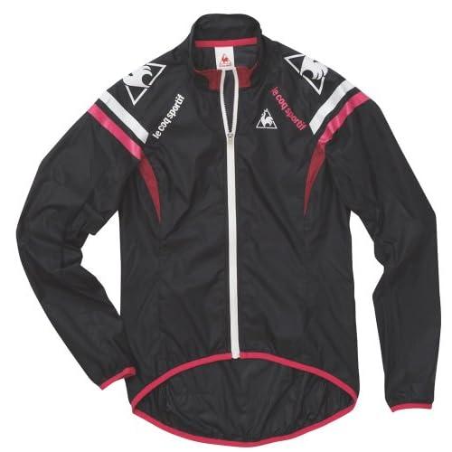 (ルコックスポルティフ)le coq sportif レディース ウィンドジャケット QC575131 BLK ブラック S
