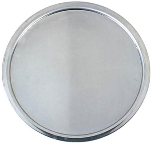 American Metalcraft TP16 TP Series 18-Guage Aluminum Standard Weight Wide Rim Pizza Pan, 16-Inch