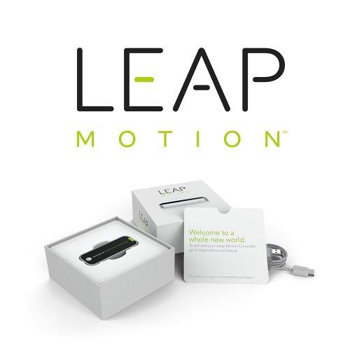 【正規代理店品】 Leap Motion 小型モーションコントローラー 3Dモーション キャプチャー システム