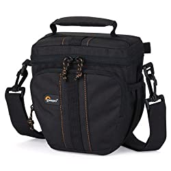 Lowepro LP36236 Adventura TLZ 25 Top Loading Bag for DSLR Kit (Black)
