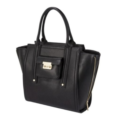 3.1 Phillip Lim for Target Tote with Gusset - Black