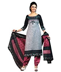 Airfashion Women's Unstiched Dress Material (SG-735_Multi_Free Size)