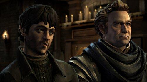 Game of Thrones - A Telltale Game Series - Season Pass Disc screenshot