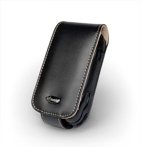 K4mobile - Ledertasche Blackberry Curve 8900 Javelin