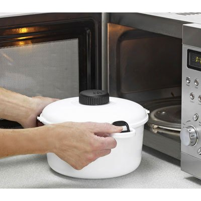 2.85 Litre Micromaster Microwave Steam Pressure Cooker