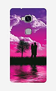 ZAPCASE Printed Back Case for HUAWEI HONOR 5X