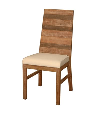 Jeffan Sedona Recycled Teak Dining Chair