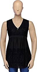 Belle Embroidered Women's Tunic (BC -324_38)