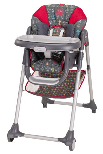 Baby's Store |   Graco Cozy Dinette Highchair, Mickey :  cozy mickey dinette graco