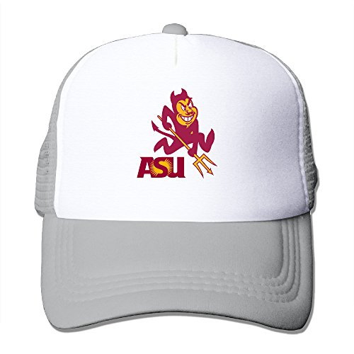 CCbros Arizona State University ASU Leisure Mesh Back Hat Cap One Size Fit All Ash (S2000 Humidifier compare prices)