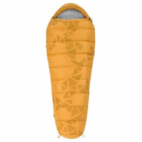 Kelty Cosmic Down 40-Degree Sleeping Bag, Yellow, 6-Feet