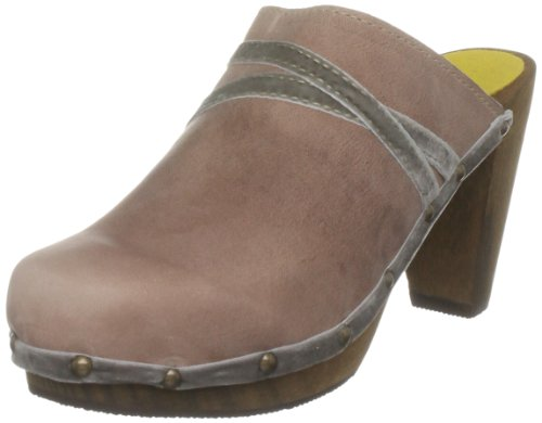 Sanita Women's Mira Rose Wedges Mules 453330/65 6 UK, 39 EU