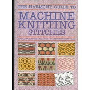 Books On Different Knitting Stitches :