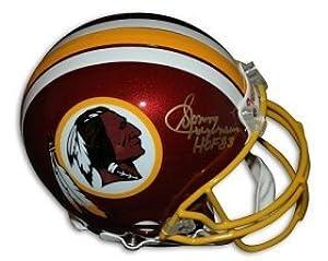 Sonny Jurgensen Autographed Hand Signed Washington Redskins Full Size Proline Helmet... by Hall of Fame Memorabilia
