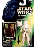 1 X Star Wars: Power of the Force Green Card > Snowtrooper Action Figure