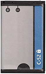 GnG Mobile Battery Cs2 for Blackberry Curve 9300 8520 8310 (Grey)