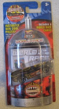 Hot Wheels Highway 35 World Race 21/35 Nitrox 2 POWER PISTONS - 1