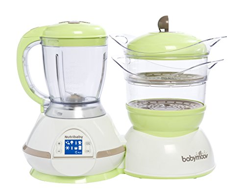 Babymoov Food Processor Nutribaby Zen front-92980