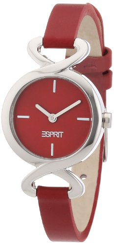 Esprit ES106272005 Fontana Soft Red Ladies Watch
