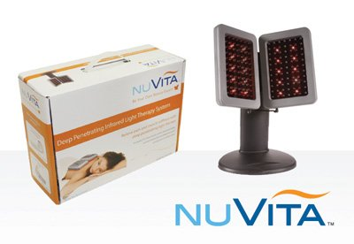 NuVita Infrared Light Therapy Panel System