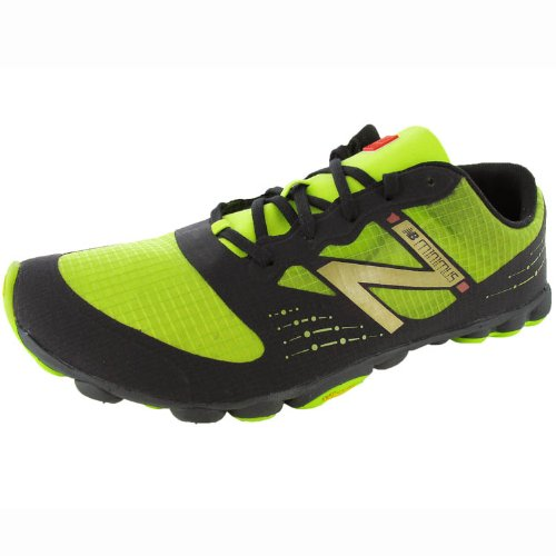 New Balance Mens MT00 Minimus Running Shoe Black