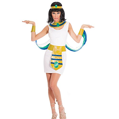Masquerade Women's M6208 Egyptian Goddess Costume