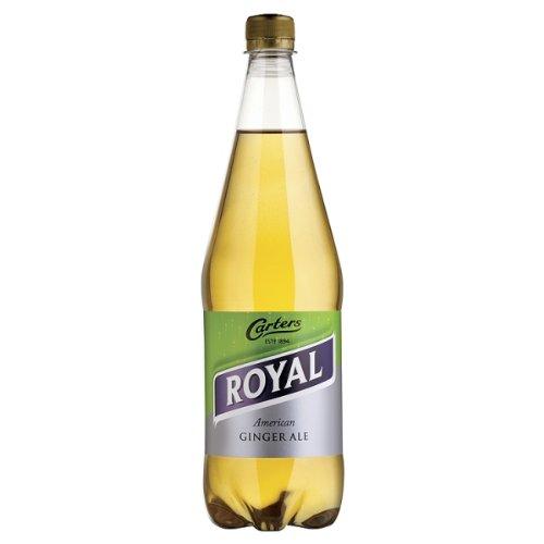 Carters royal amer ginger ale 6/1L