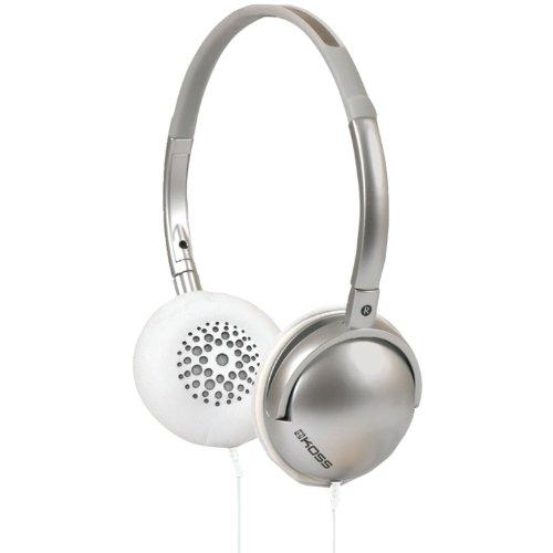 Koss Ruk 40 S Active Colorful Lightweight On-Ear Headphones