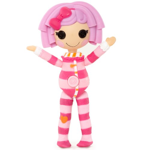 Lalaloopsy Mini Silly Singers Pillow Featherbed Doll - 1