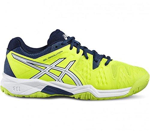 Asics Gel-Resolution 6 GS Junior Scarpe Da Tennis - AW16 - 36