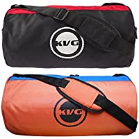 KVG Combo Gym Bag Pack Of 2 - B01K7A7G4K