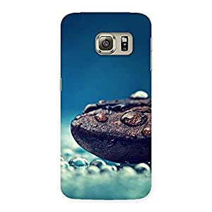 Pebbels Chocolate Drops Multiple Back Case Cover for Samsung Galaxy S6 Edge