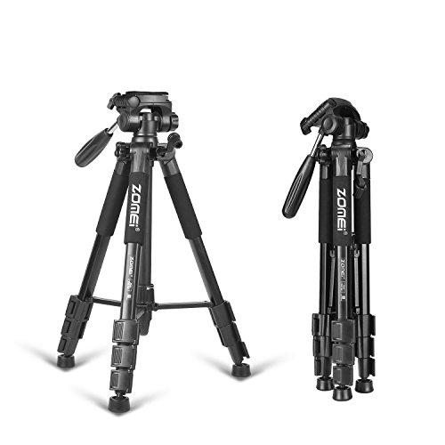 Zomei-Z666-Professional-Portable-Tripod-for-Camera-and-Video-Includes-Carrying-Case-Applicable-For-Canon-Nikon-Sony