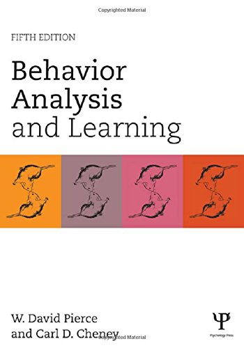 Behavior Analysis and Learning: Fifth Edition