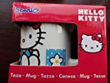 Hello Kitty Patchwork Style Ceramic Mug