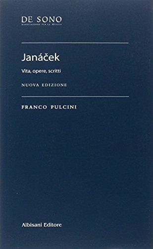 Janacek Vita opere scritti PDF