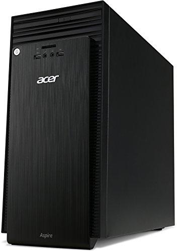 Acer Aspire TC-705 Desktop PC (Intel Core i3-4160, 3,6GHz, 4GB RAM, 500GB HDD, Intel HD Graphics, DVD, Win 8.1) schwarz
