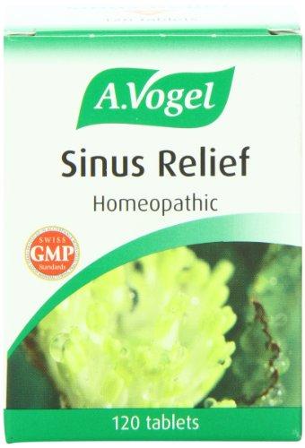 A. Vogel Sinus Relief suppléments nutritionnels,